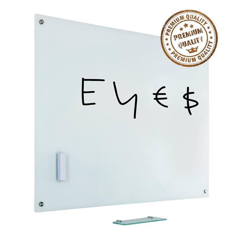 Glastafel Premium (weiß) , 89,99