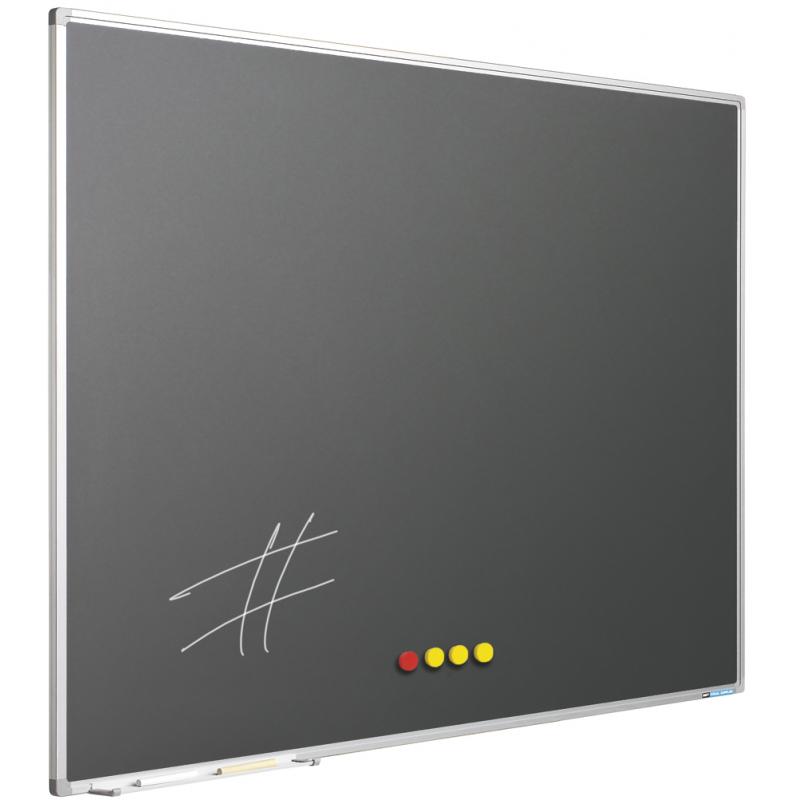kreidetafel premium grau 59 99. Black Bedroom Furniture Sets. Home Design Ideas