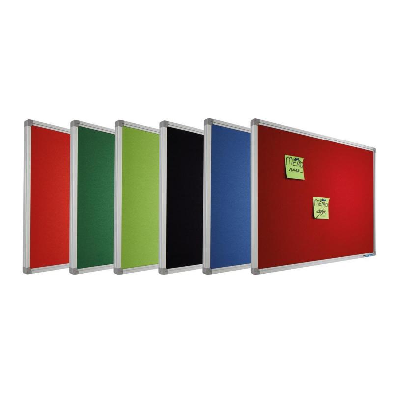 pinntafel aus stoff orange 79 99. Black Bedroom Furniture Sets. Home Design Ideas