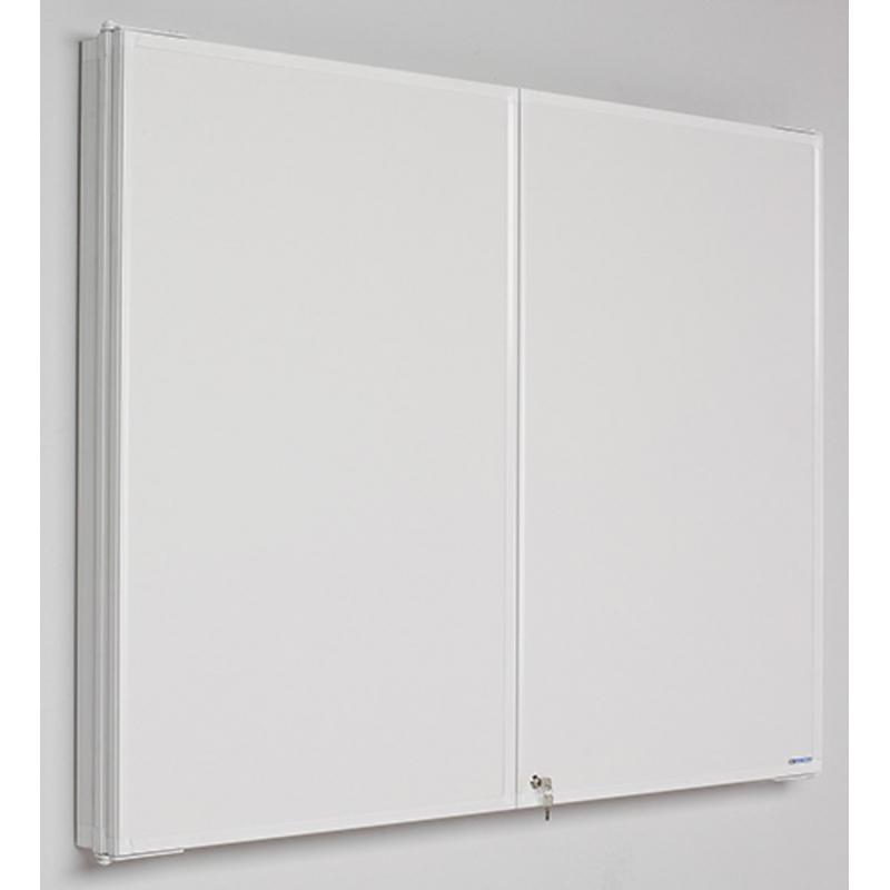 abschlie barer kabinettschrank farbe wei 899 99 euro. Black Bedroom Furniture Sets. Home Design Ideas